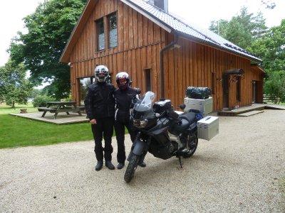 12 km Läti piirini
