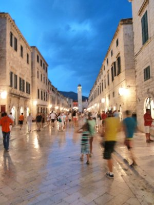 Dubrovniku vanalinn