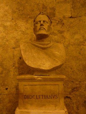 Diocletianus isiklikult
