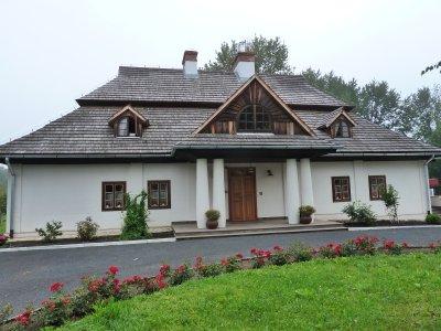 Kämpinguarhitektuur Poolas